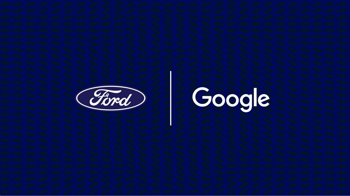 Ford GooglePrtnship2
