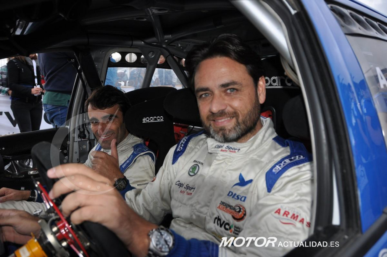 Alfonso Viera-Víctor Pérez