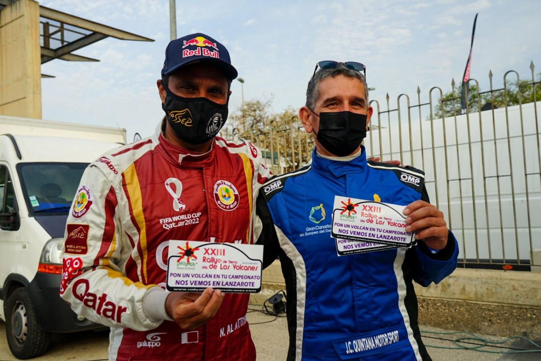 Nasser y Quintana