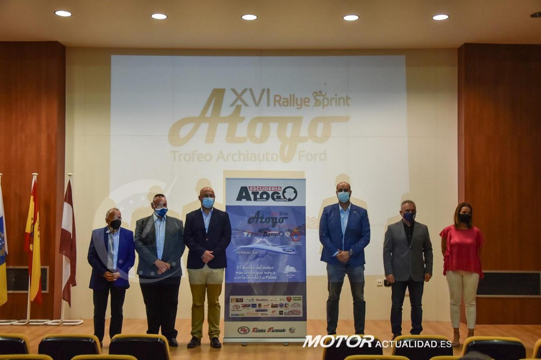 Rallysprint Atogo.presentación