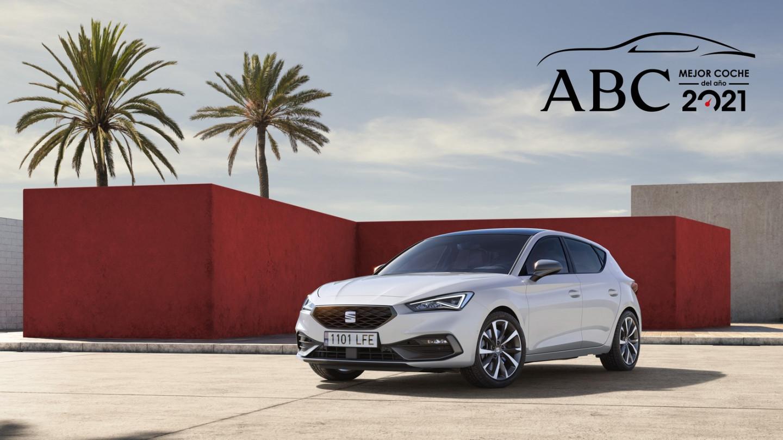 El-SEAT-Leon-distinguido-con-el-premio-ABC-Mejor-Coche-del-Ano-2021_01_HQ