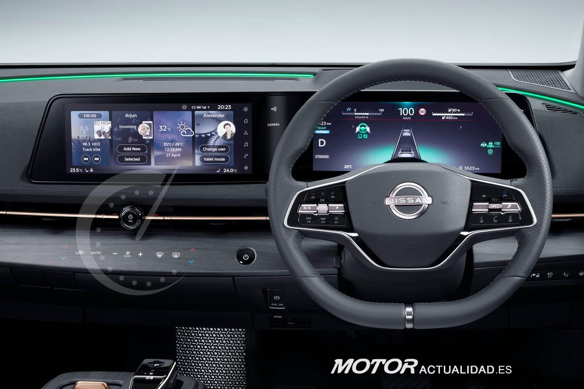 ARIYA Interior Image_ Hands on drive mode view 2_revised-source-1