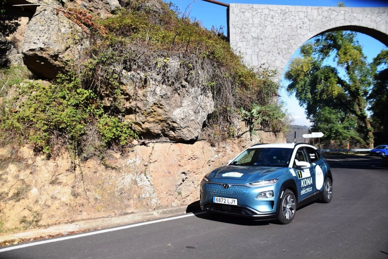 Foronda-Rodas, Hyundai Kona EV