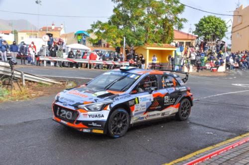 44 Rally Islas Canarias I ETAPA