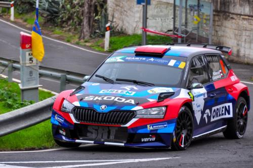 44 Rally Islas Canarias Qualifyng