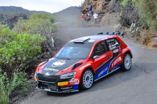 44 Rally Islas Canarias Tests II