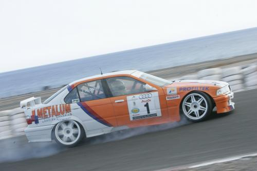 BMW 320 ST circuito