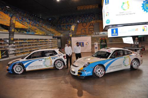 Juan Carlos Quintana Porsche-Skoda