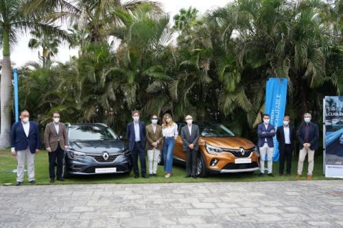 Renault Gama híbrida enchufable presentación